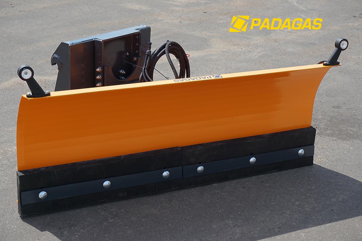 Chasse-neige pour véhicules utilitaires légers SSV-L